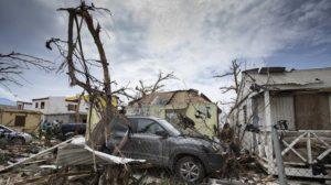 Французская федерация страхования напугана ущербом от ураганов